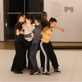 Yvonne Rainer | The Concept of Dust, or How do you look when there's nothing left to move?