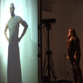 a canary torsi | Performance Portrait: Live (work-in-progress) (2015)
